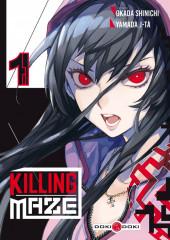 Killing Maze -1- Tome 1