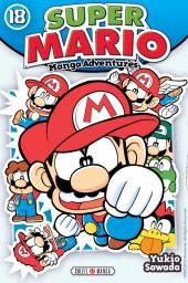 Super Mario - Manga Adventures -18- Tome 18