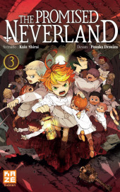 Promised Neverland (The) -3- En éclats