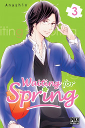 Waiting for spring -3- Tome 3