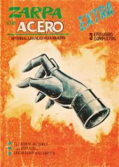 Zarpa de acero (Vértice - 1966) -1- Zarpa de acero