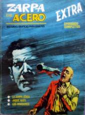 Zarpa de acero (Vértice - 1966) -2- La Zarpa ataca