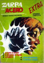 Zarpa de acero (Vértice - 1966) -3- La Zarpa en acción