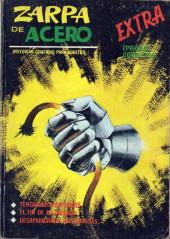 Zarpa de acero (Vértice - 1966) -4- Tentáculos asesinos