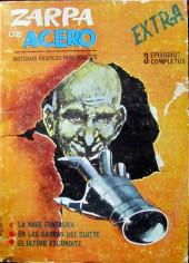 Zarpa de acero (Vértice - 1966) -5- La nave fantasma