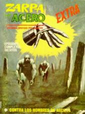 Zarpa de acero (Vértice - 1966) -8- Contra los hombres de Archela