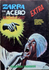 Zarpa de acero (Vértice - 1966) -9- Territorio prohibido