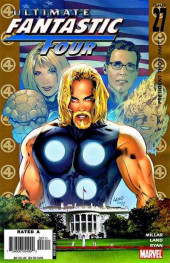Ultimate Fantastic Four (2004) -27- President Thor: Part 1