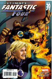Ultimate Fantastic Four (2004) -39- Devils: Part 1
