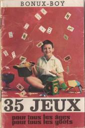 Bonux-Boy (Les histoires de) -06240- 35 jeux