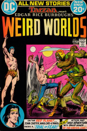 Weird Worlds (1972) -1- Weird Worlds #1