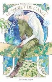 Le secret de l'ange -3- Tome 3