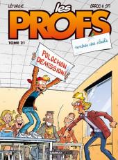 Les profs -21- Rentrée des clashs