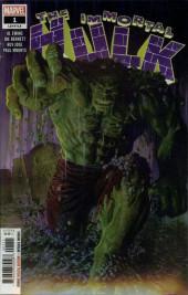The immortal Hulk (Marvel Comics - 2018) -1- Issue #1