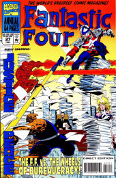 Fantastic Four (1961) -AN1994- Annual 27 - 1994