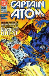 Captain Atom (1987) -54- Is / Not Is