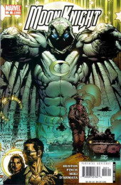 Moon Knight (2006) -3- The Bottom, Chapter 3: To The Bone