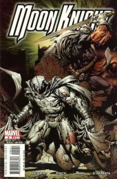Moon Knight (2006) -5- The Bottom, Chapter 5: Friendless And Alone
