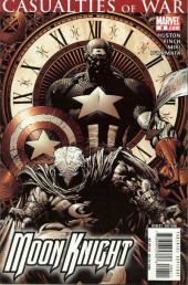 Moon Knight (2006) -8- Midnight Sun, Chapter 2: The Dead Don't Stay