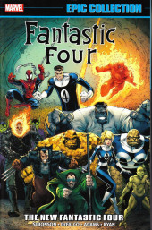 Fantastic Four Epic Collection (2014) -INT21- The New Fantastic Four