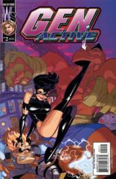 Gen Active (2000) -2b- Battle Lines; Student Bodies