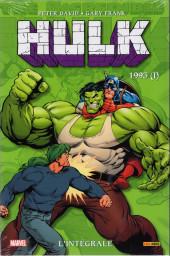 Hulk (L'intégrale) -8- Hulk : l'intégrale 1993 (1)