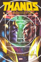 Thanos : La Trilogie de l'infini (2018) -1- Thanos : les frères de l'infini