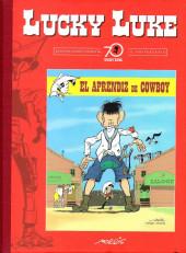 Lucky Luke (Edición Coleccionista 70 Aniversario) -83- El aprendiz de cowboy