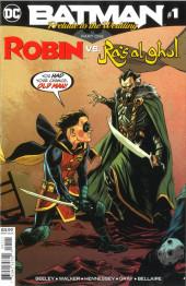 Batman: Prelude to the Wedding -1- Part One: Robin vs. Ra's Al Ghul