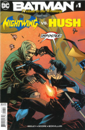 Batman: Prelude to the Wedding -2- Part Two: Nightwing vs. Hush