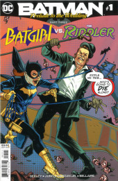 Batman: Prelude to the Wedding -3- Part Three: Batgirl vs. The Riddler