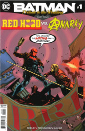 Batman: Prelude to the Wedding -4- Part Four: Red Hood vs. Anarky