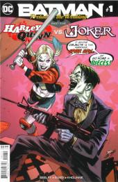 Batman: Prelude to the Wedding -5- Part Five: Harley Quinn vs. The Joker