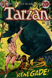 Tarzan (DC comics - 1972)