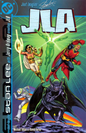 Just Imagine Stan Lee With... - Just Imagine Stan Lee With Jerry Ordway Creating JLA