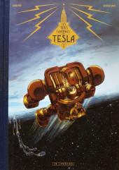 Les trois Fantômes de Tesla -2TL- La conjuration des humains véritable