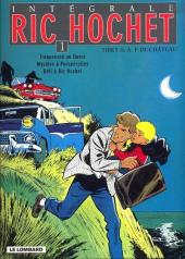 Ric Hochet (Intégrale) -1- Tome 1