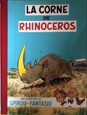 Spirou et Fantasio -6TTCoul- La corne de rhinocéros