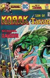 Korak, Son of Tarzan (DC comics - 1972)