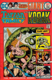 Tarzan Family (DC comics - 1975) -61- Slave Ship