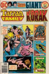Tarzan Family (DC comics - 1975) -62- Island of Lost Heads