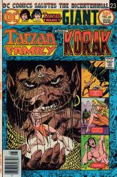 Tarzan Family (DC comics - 1975) -64- The Gigantics