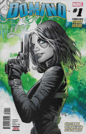 Domino Vol.3 (Marvel comics - 2018) -1- Issue # 1