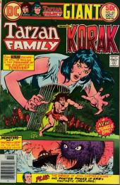 Tarzan Family (DC comics - 1975) -65- Deadlier than the Male!