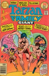 Tarzan Family (DC comics - 1975) -66- A Gift Most Deadly
