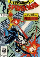 L'Étonnant Spider-Man (Éditions Héritage) -174- Brûle, Araignée !
