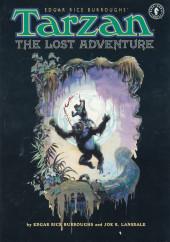 Tarzan: The Lost Adventure (1995) -2- The Lost Adventure #2
