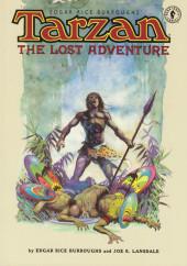 Tarzan: The Lost Adventure (1995) -3- The Lost Adventure #3
