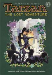 Tarzan: The Lost Adventure (1995) -4- The Lost Adventure #4