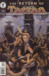 Return of Tarzan (Edgar Rice Burroughs' The) (1997) -3- The Return Of Tarzan Part 3